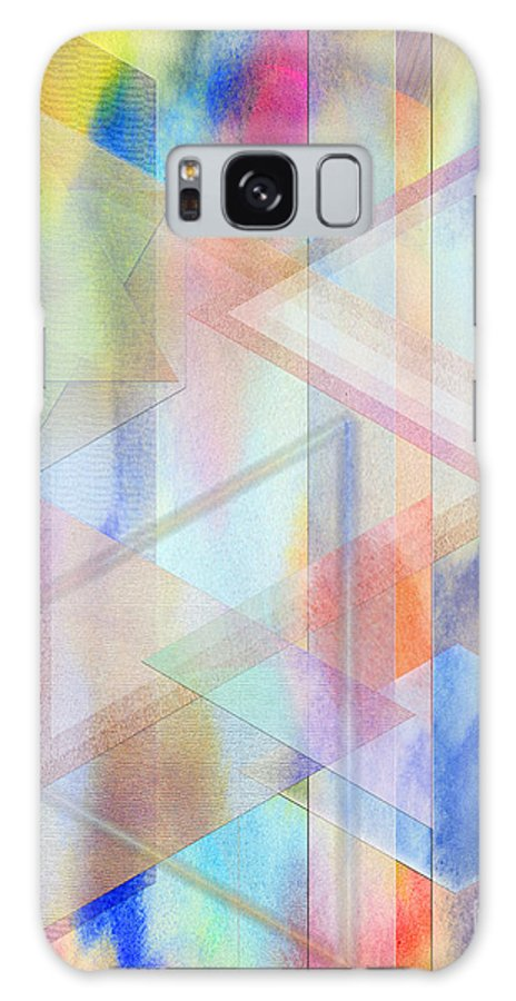 Pastoral Moment Galaxy S8 Case featuring the digital art Pastoral Moment by John Beck