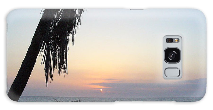 Ocean Galaxy Case featuring the photograph Peaceful Morning by Peggy King