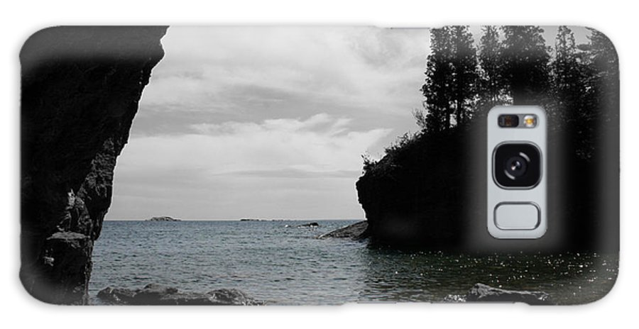 Water Galaxy Case featuring the photograph Peaceful Waters by Dylan Punke