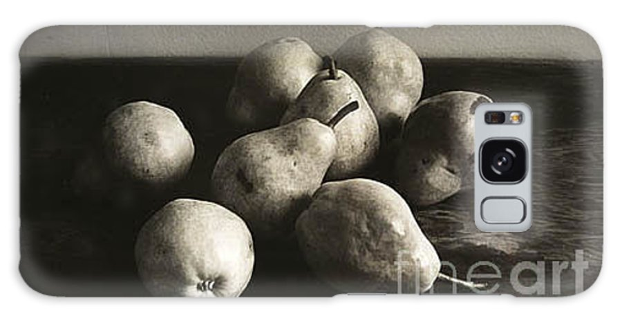 Pears Galaxy S8 Case featuring the photograph Pears by Michael Ziegler