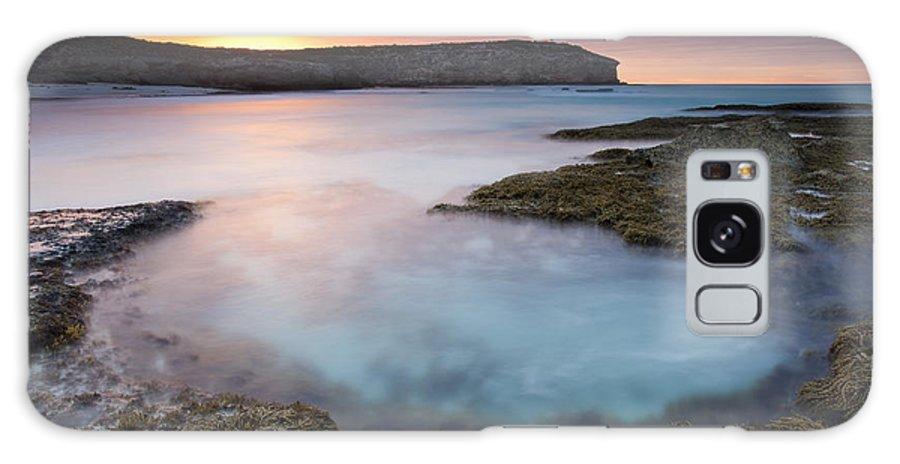 Dawn Galaxy S8 Case featuring the photograph Pennington Dawn by Mike Dawson