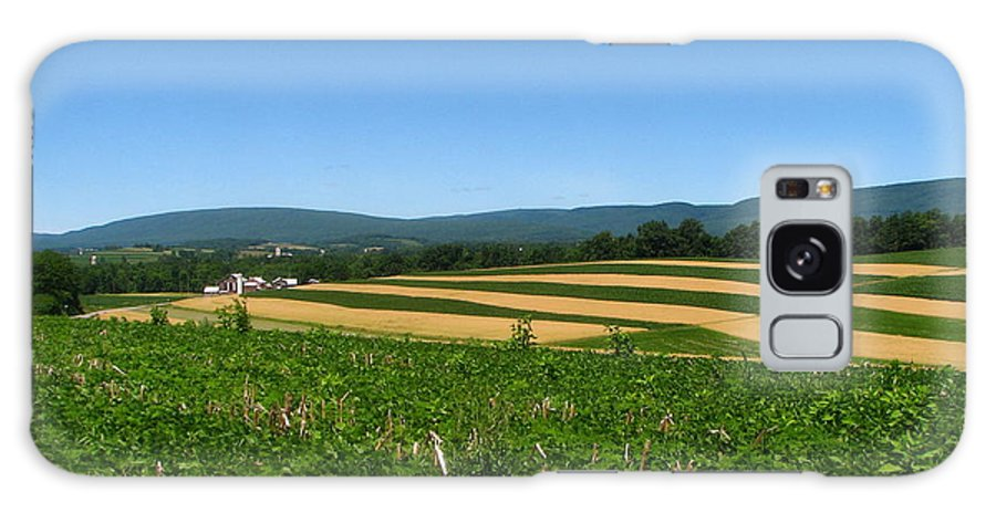 Farm Galaxy S8 Case featuring the photograph Pennsylvania Beauty by George Jones