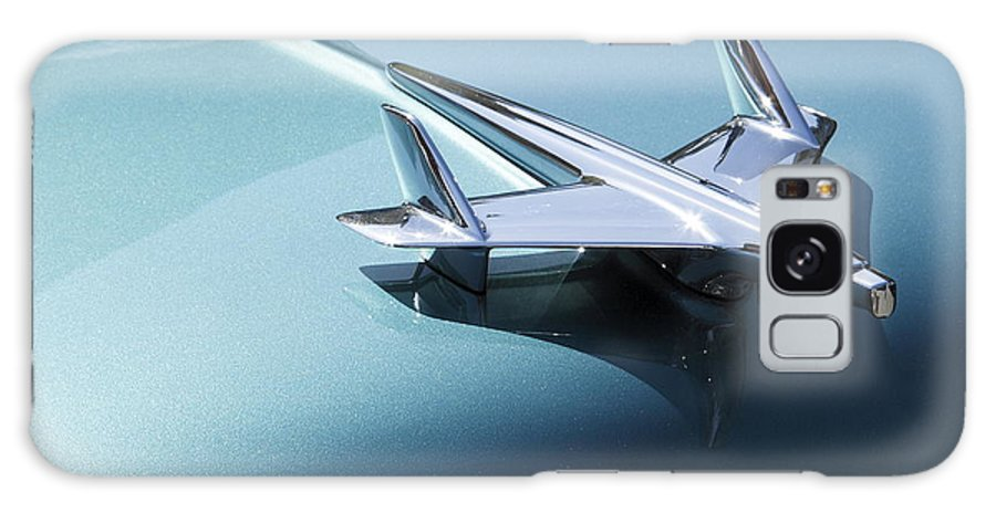 Classic Car Galaxy S8 Case featuring the photograph Perfect Landing by Viktor Savchenko