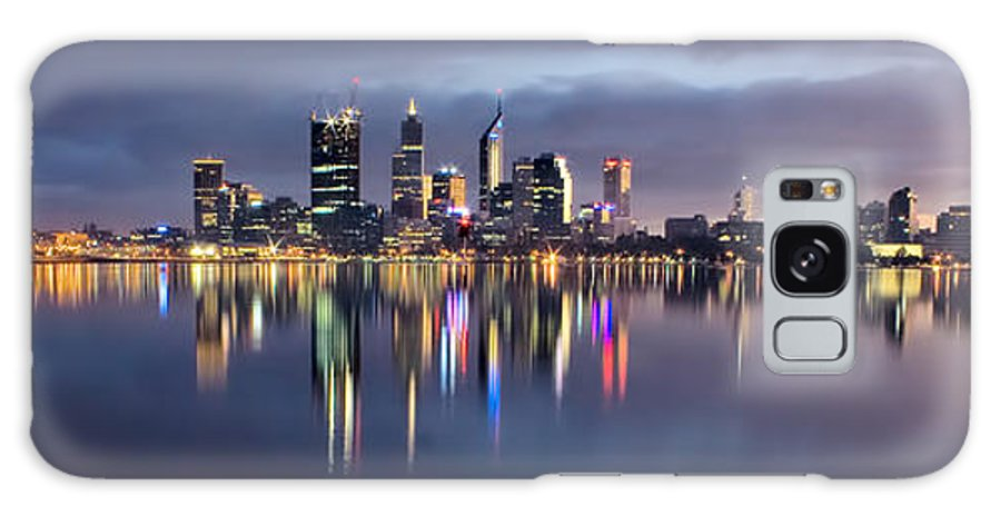 Landscape Galaxy S8 Case featuring the photograph Perth My Beautiful City by Kym Clarke