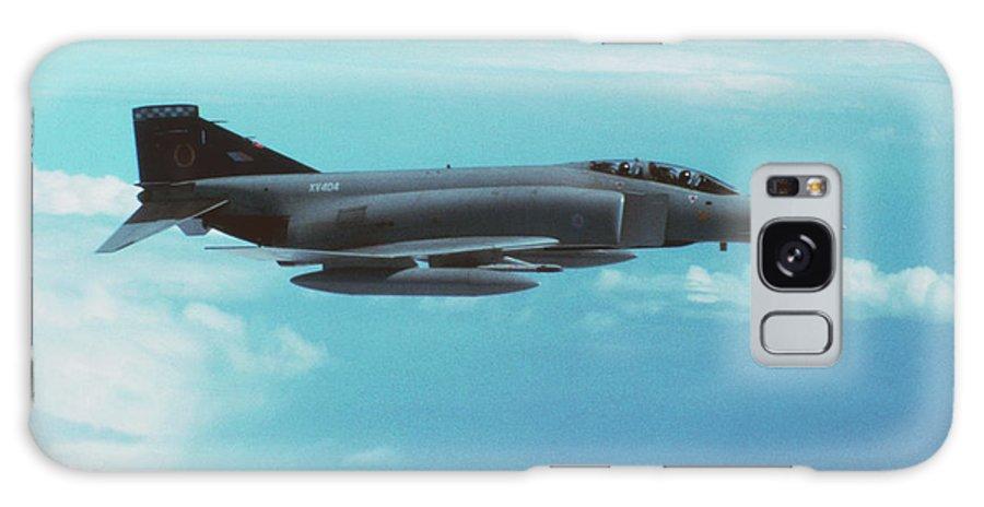 Royal Air Force Galaxy S8 Case featuring the photograph Phantom Fgr.2 / Xv404 by Oleg Konin