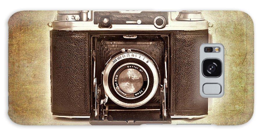 Nostalgia Galaxy S8 Case featuring the photograph Photographer's Nostalgia by Meirion Matthias