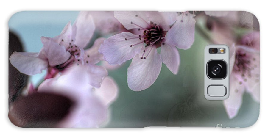 Pink Galaxy S8 Case featuring the photograph Pink Blossoms by Jim And Emily Bush