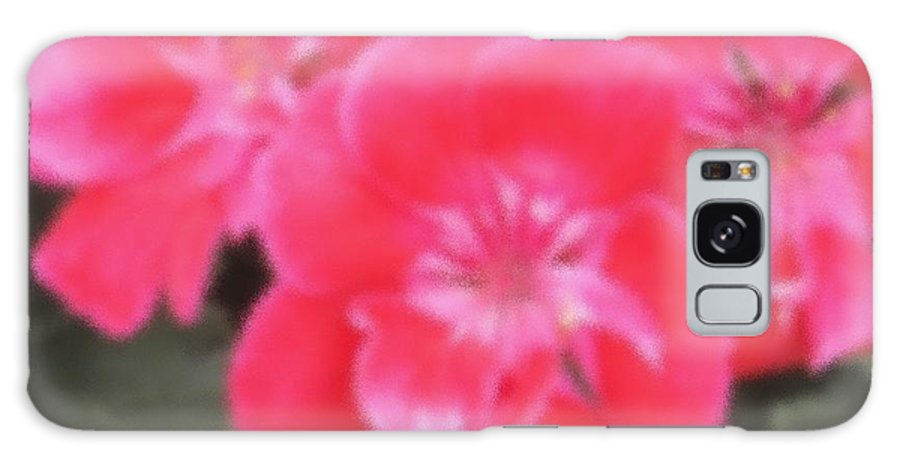 Pink Galaxy Case featuring the photograph Pink by Ian MacDonald