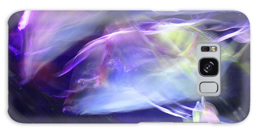 Abstract Galaxy Case featuring the photograph Pisces by Steve Karol