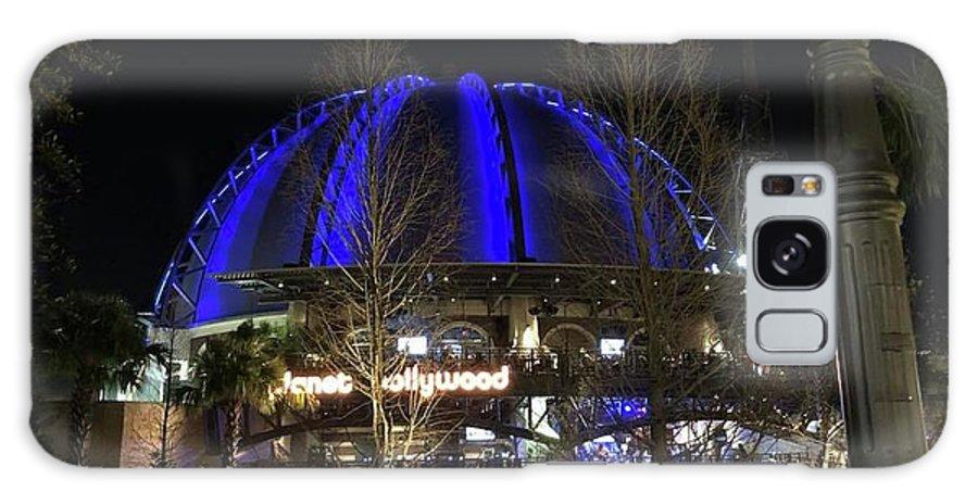 Galaxy S8 Case featuring the photograph Planet Hollywood, Orlando, Florida by Jordan Meleski