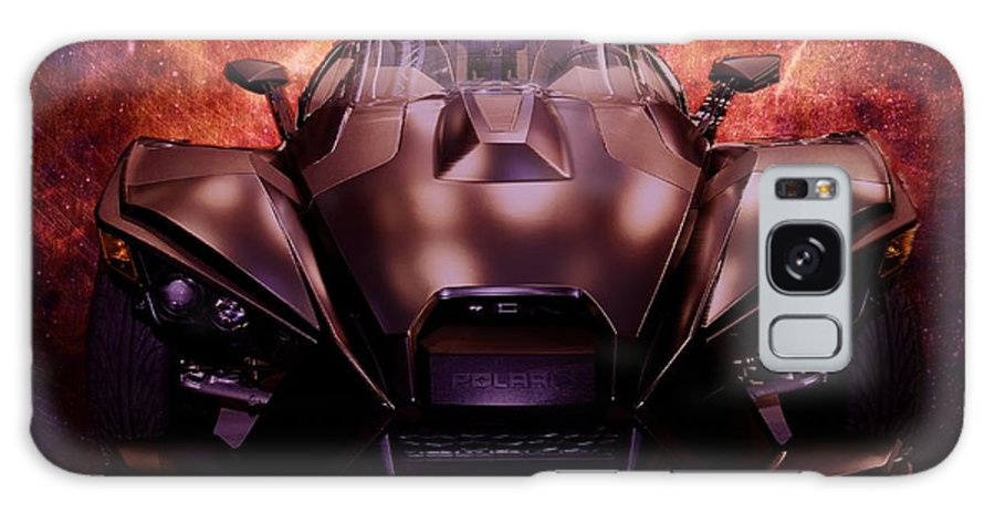 Fastest Car Galaxy S8 Case featuring the photograph Polaris Car by Vihol Pratiksinh
