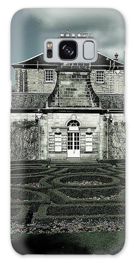 Scotland Galaxy S8 Case featuring the photograph Pollok House by HweeYen Ong