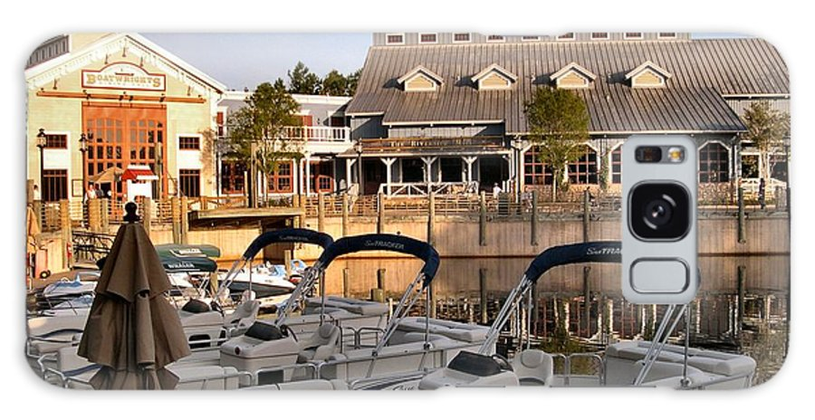 Port Orleans Galaxy S8 Case featuring the photograph Port Orleans Riverside II by Nora Martinez