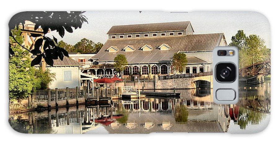Port Orleans Galaxy S8 Case featuring the photograph Port Orleans Riverside by Nora Martinez