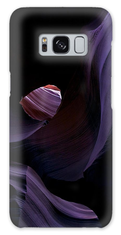 Desert Galaxy Case featuring the photograph Portal by Mike Dawson