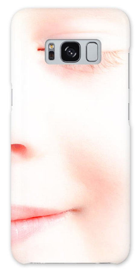 Sleep Galaxy S8 Case featuring the photograph Portrait Of A Dream by Bob Orsillo