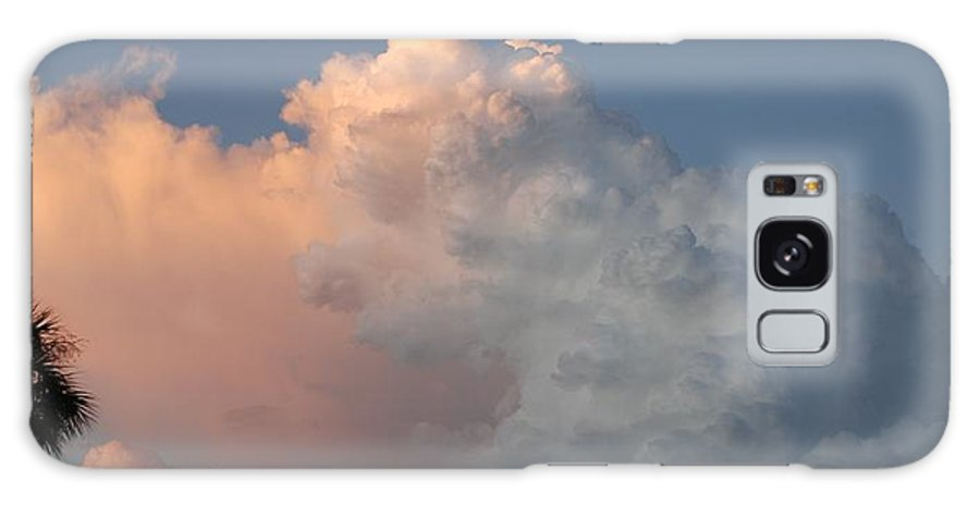 Clouds Galaxy S8 Case featuring the photograph Post Card Clouds by Rob Hans