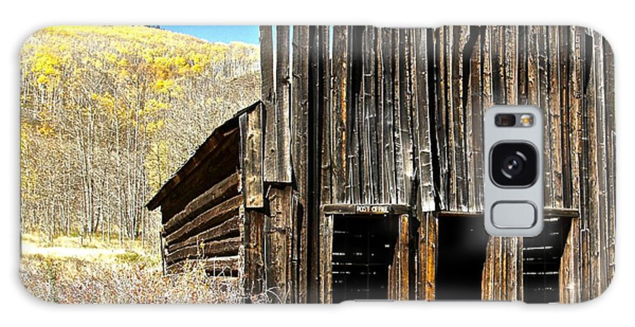 Aspen Galaxy S8 Case featuring the photograph Post Office by Elisabeth Derichs