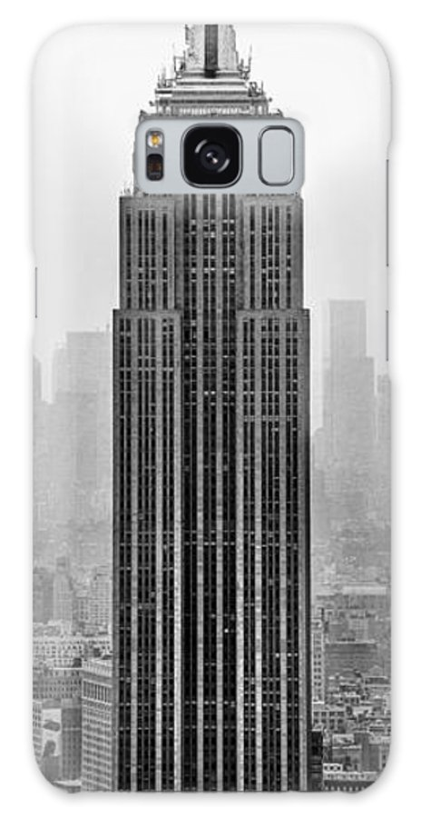 Empire State Building Galaxy S8 Case featuring the photograph Pride Of An Empire by Az Jackson
