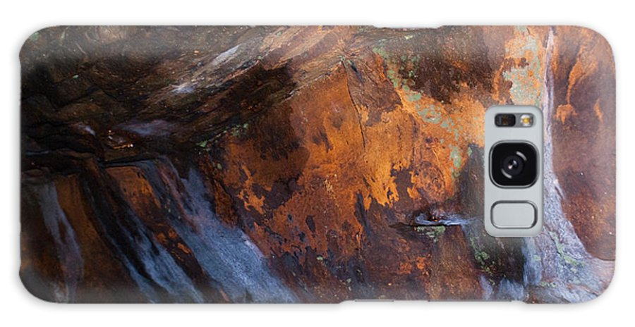 Progress Galaxy S8 Case featuring the photograph Progress Of Life by Douglas Barnett