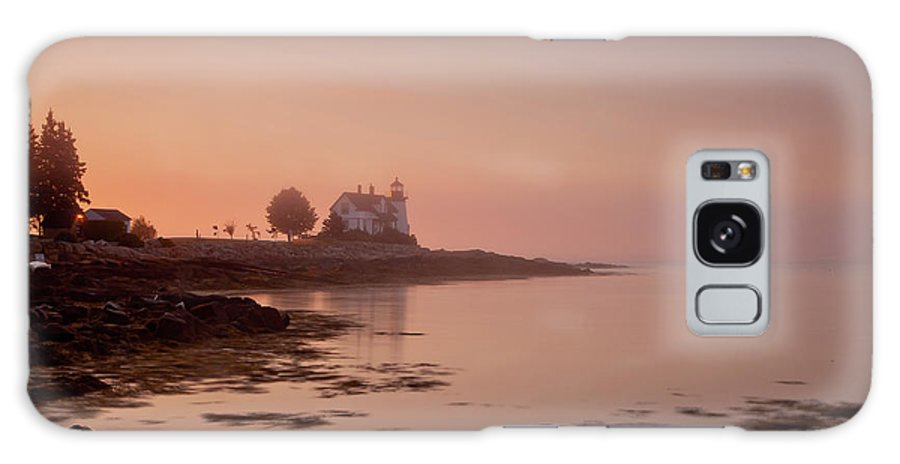 Bay Galaxy S8 Case featuring the photograph Prospect Harbor Dawn by Susan Cole Kelly