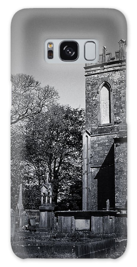 Irish Galaxy S8 Case featuring the photograph Protestant Church Macroom Ireland by Teresa Mucha