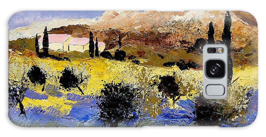 Provence Galaxy S8 Case featuring the painting Provence 674525 by Pol Ledent