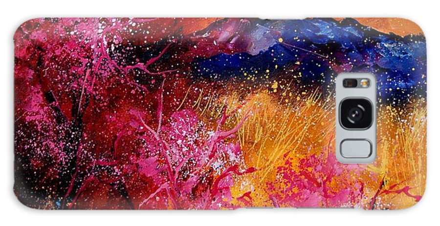 Provence Galaxy S8 Case featuring the painting Provence560908 by Pol Ledent
