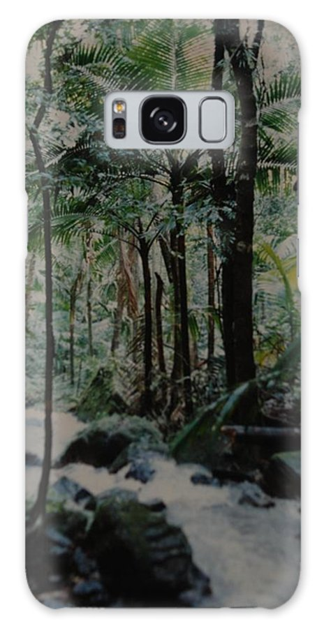 Trees Galaxy S8 Case featuring the photograph Puerto Rico by Rob Hans