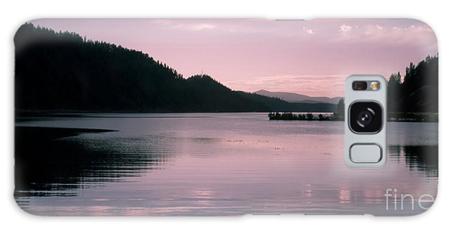 Idaho Galaxy S8 Case featuring the photograph Quiet Afternoon by Idaho Scenic Images Linda Lantzy