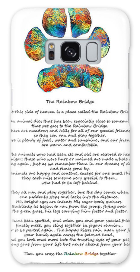 image about Rainbow Bridge Printable titled Fresh Imagine Of Rainbow Bridge Poem - Zachary-kristen