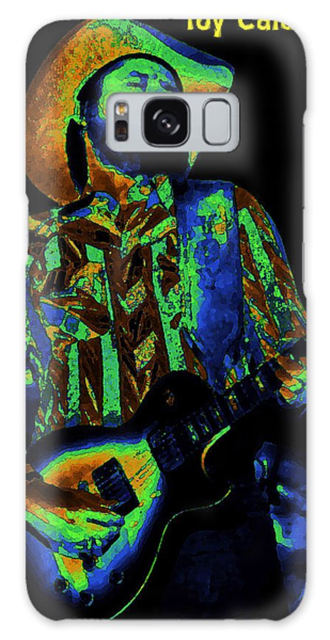Marshall Tucker Band Galaxy S8 Case featuring the photograph Ramblin' On My Mind 2 by Ben Upham