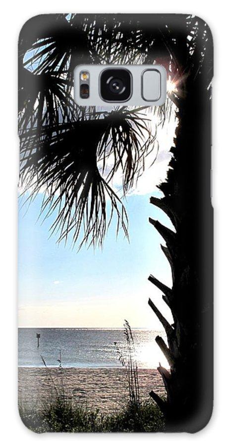 Ocean Galaxy S8 Case featuring the photograph Raymonds Afternoon Sun by Ian MacDonald