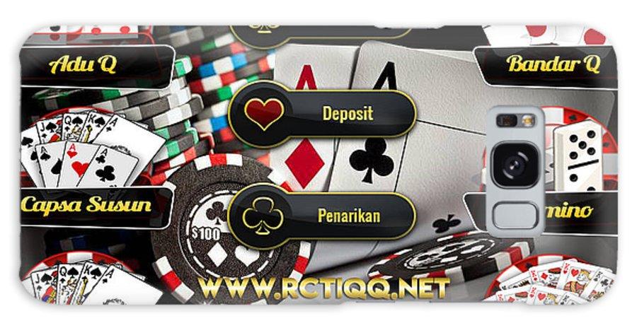 Rctiqq Com Agen Judi Poker Dominoqq Bandarq Sakong Online Terpercaya Indonesia Galaxy S8 Case For Sale By Rctiqq 7 Games Dalam 1 User Id