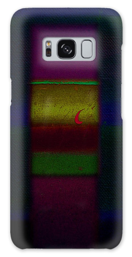 Rothko Galaxy S8 Case featuring the painting Red Sails In The Sunset by Charles Stuart