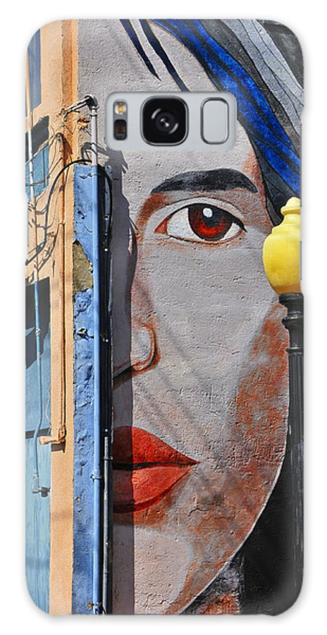 Skip Hunt Galaxy S8 Case featuring the photograph Redeye by Skip Hunt