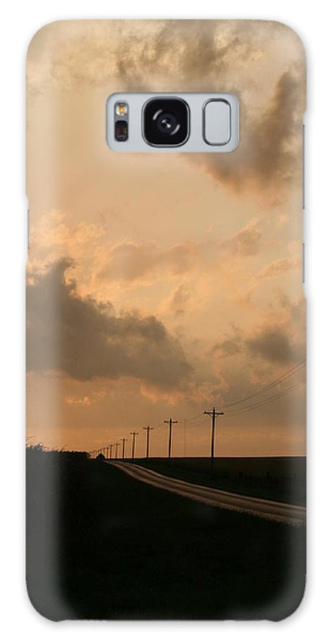 Landscape Galaxy Case featuring the photograph Reflection by Dylan Punke