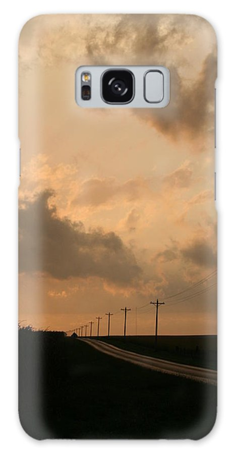 Landscape Galaxy S8 Case featuring the photograph Reflection by Dylan Punke