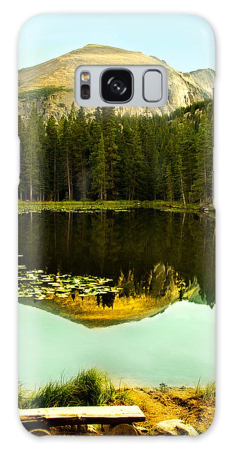 Reflection Galaxy Case featuring the photograph Reflection by Marilyn Hunt