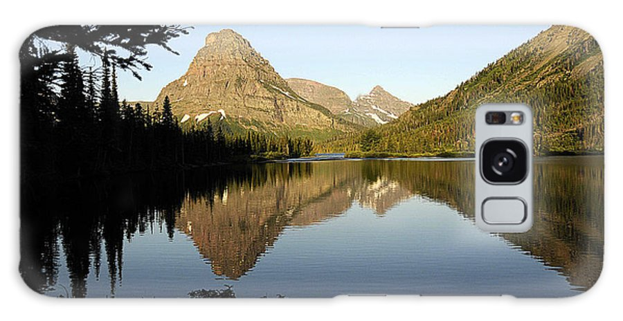 Montana Galaxy S8 Case featuring the photograph Reflections by Keith Lovejoy