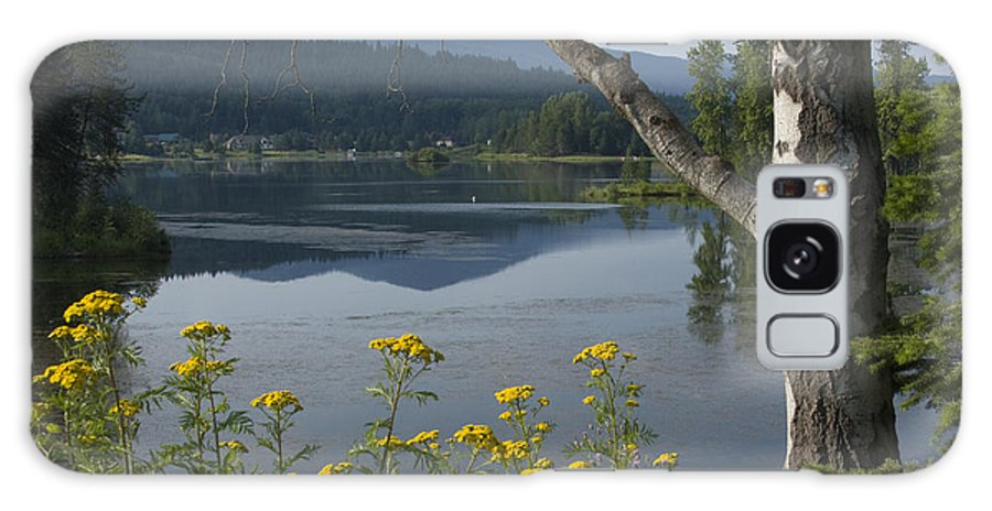 Landscape Galaxy S8 Case featuring the photograph Reflections Of Summer by Idaho Scenic Images Linda Lantzy