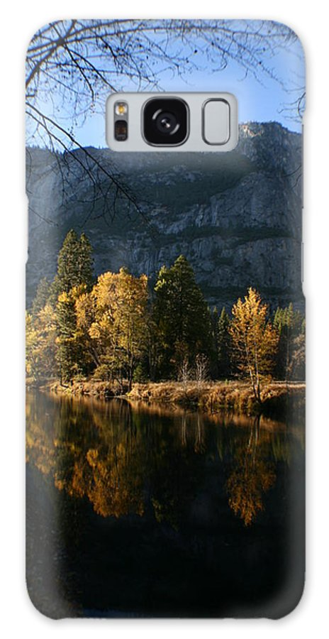 Yosemite Galaxy S8 Case featuring the photograph Reflections by Travis Day