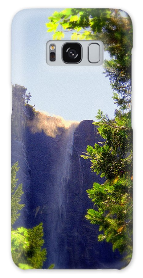 Bridalveil Falls Galaxy S8 Case featuring the photograph Refreshing The Soul - Bridalveil Yosemite by Glenn McCarthy Art and Photography
