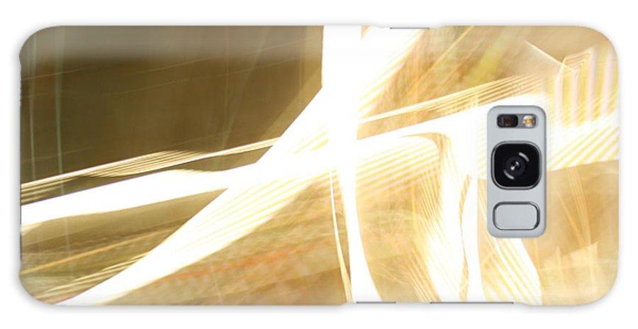Ribbon Galaxy S8 Case featuring the photograph Ribbon Streaks by Joshua Sunday