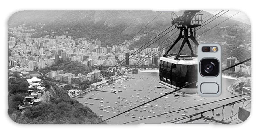 City Galaxy S8 Case featuring the photograph Rio De Janeiro by Beto Machado