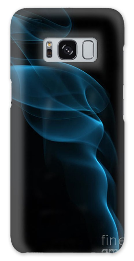 Galaxy S8 Case featuring the photograph Rising Smoke by Michal Boubin