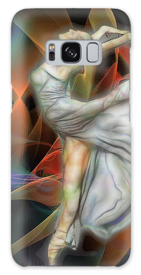 Affordable Art Galaxy S8 Case featuring the digital art Rite Of Spring by John Beck
