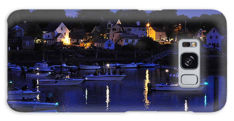 Fireworks Galaxy S8 Case featuring the photograph River Reflections Rirep by Jim Brage