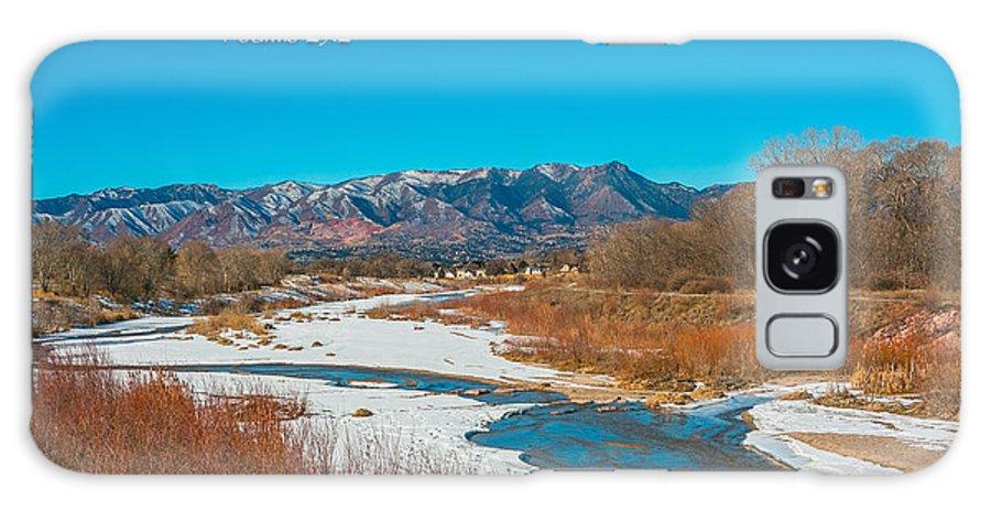 Galaxy S8 Case featuring the photograph Rocky Mountain by Alex Zabo
