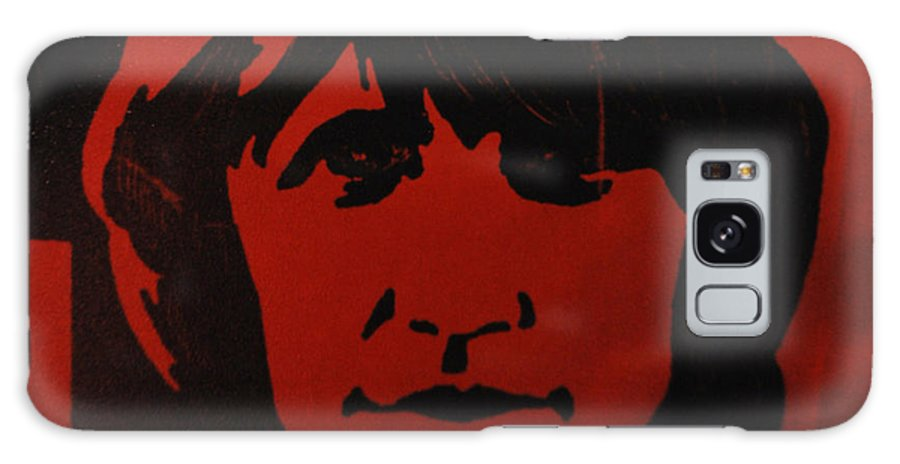 Abstract Galaxy S8 Case featuring the photograph Roger Waters by Rob Hans